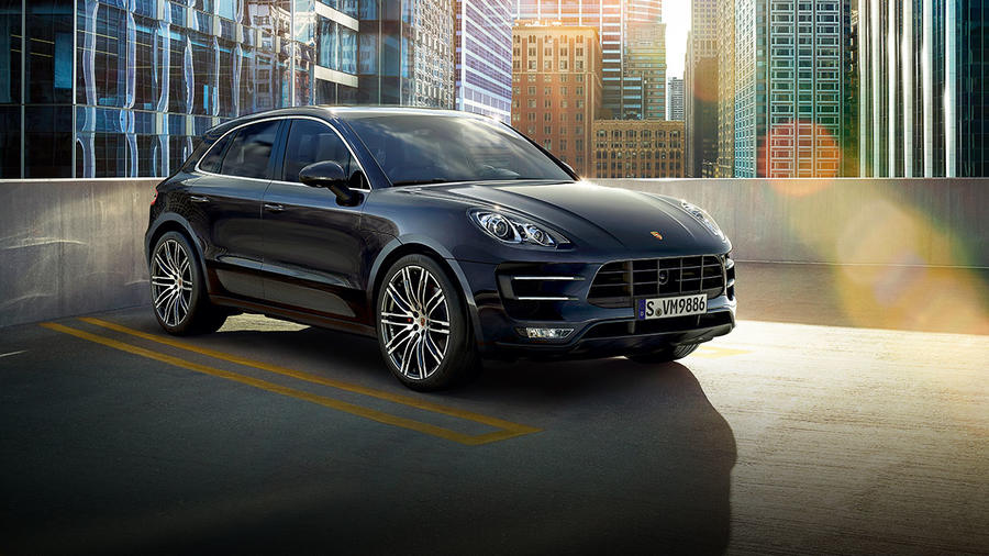 Macan Turbo