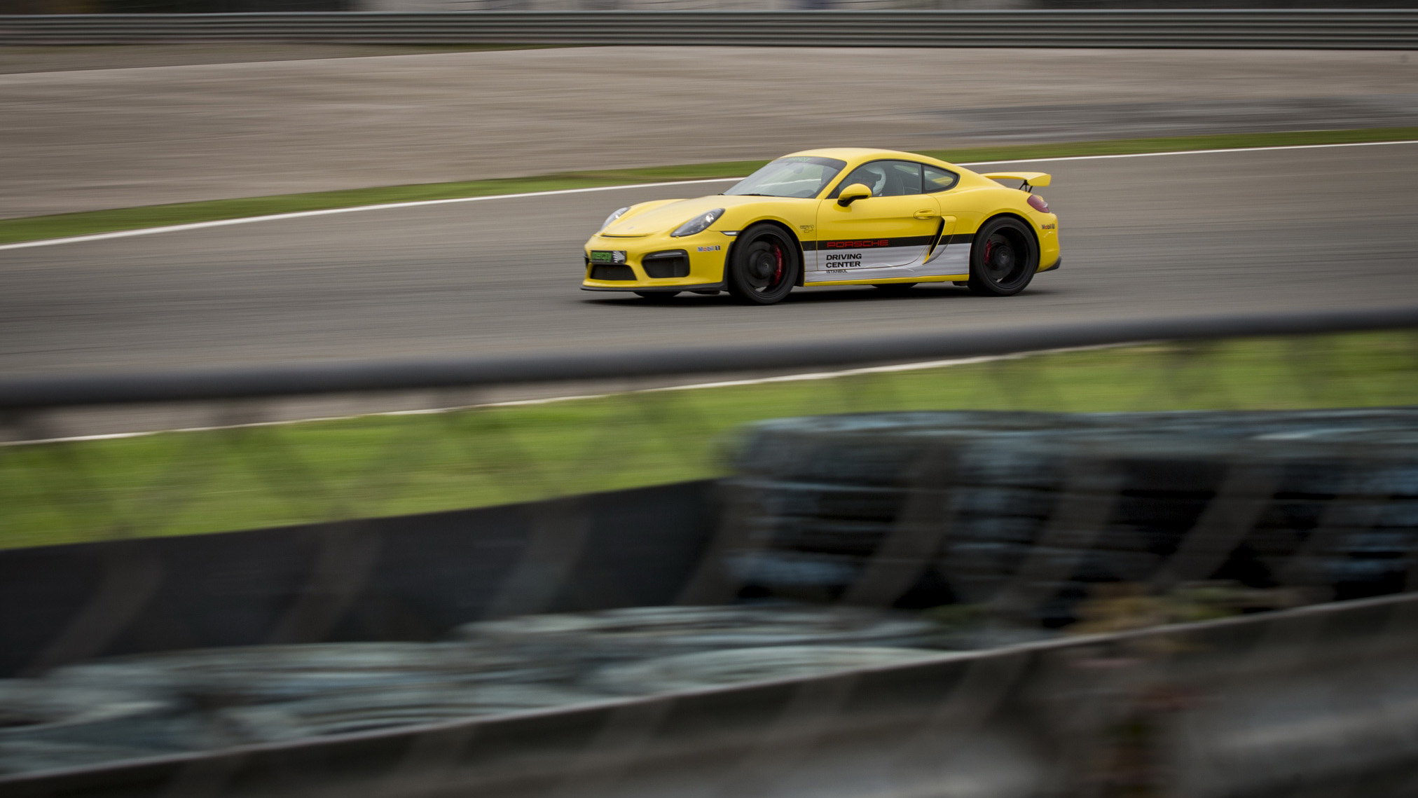 Porsche on Track Carrera