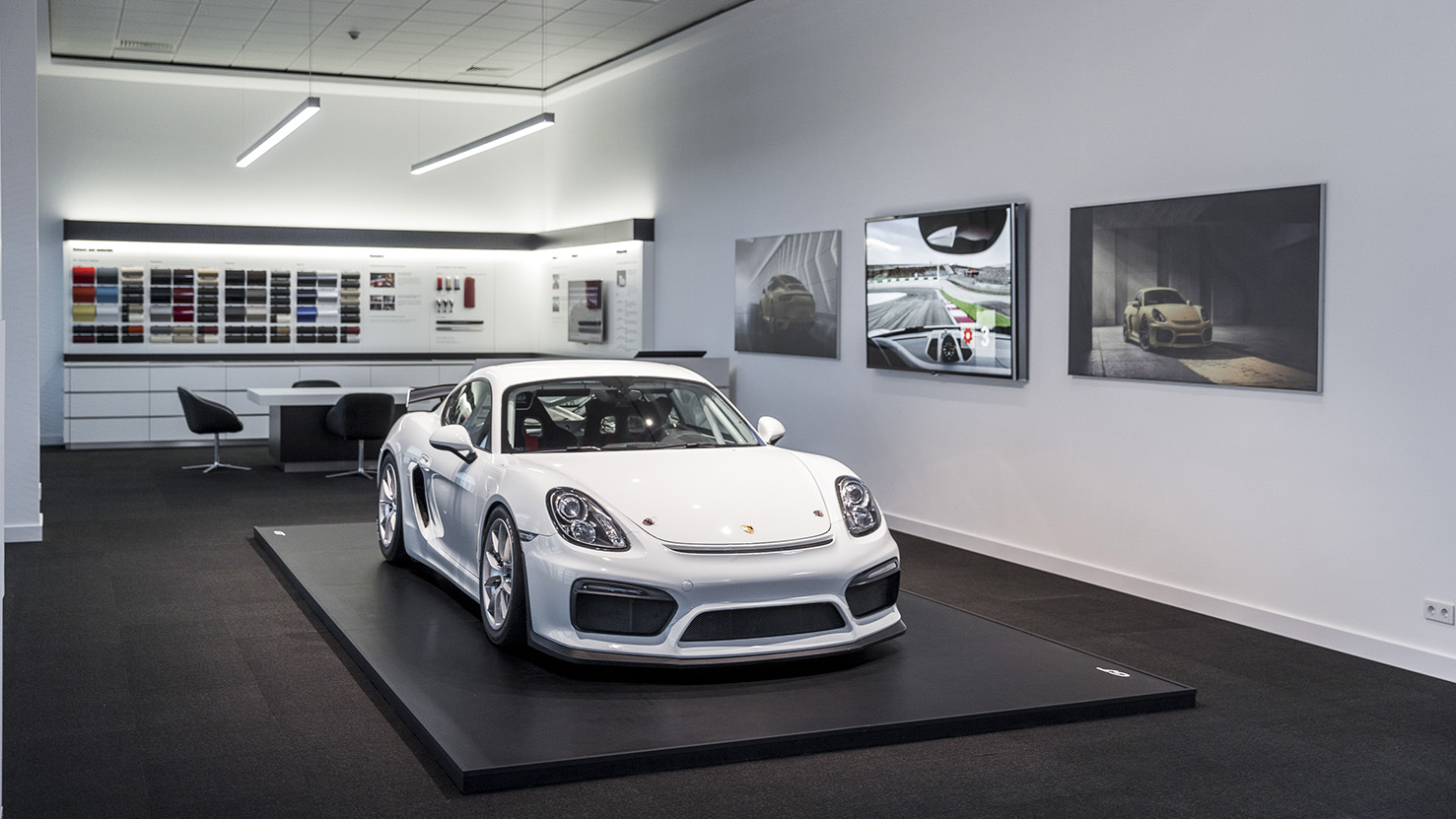 Porsche on Track 2017: Driving Center Istanbul